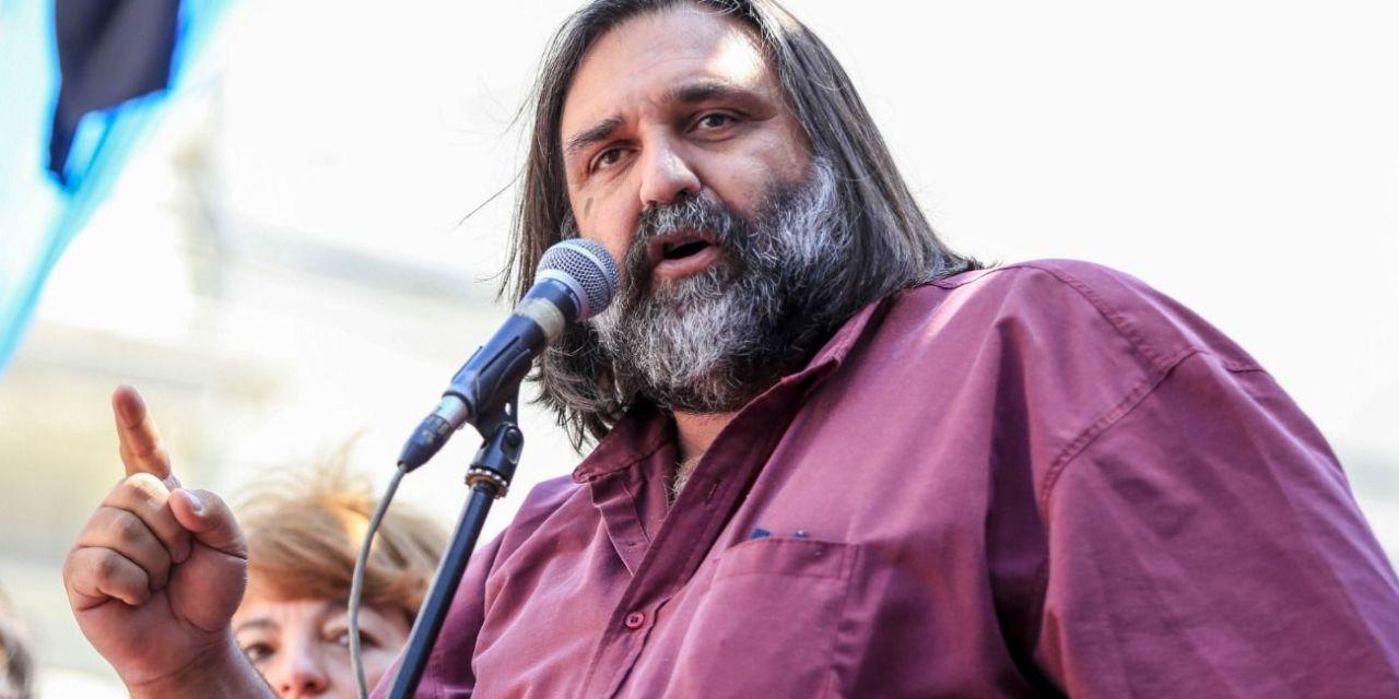 Roberto Baradel, internado por coronavirus