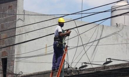 Ola de calor: más de 40.000 hogares sin luz en el AMBA