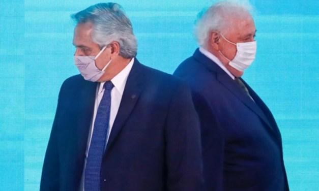 Alberto Fernández le pidió la renuncia a Ginés González García: lo reemplaza Carla Vizzotti