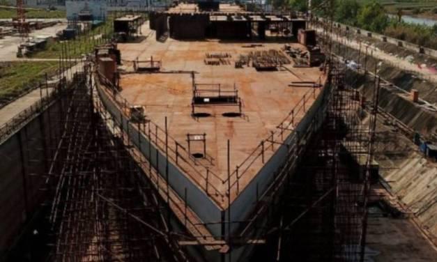 Titanic: cómo es la réplica que se construye en China