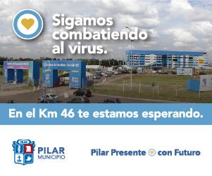Anuncio Municipio Pilar. Junio 2021