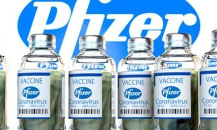 Pfizer asegura que una tercera dosis de su vacuna contra el coronavirus genera hasta 11 veces más anticuerpos contra la variante Delta