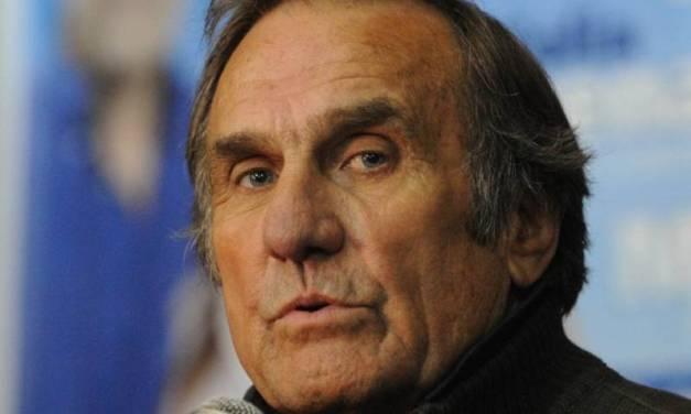 Falleció Carlos Reutemann, gloria del deporte argentino, senador nacional y exgobernador de Santa Fe