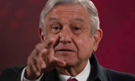 AMLO: El presidente mexicano llama a referéndum revocatorio