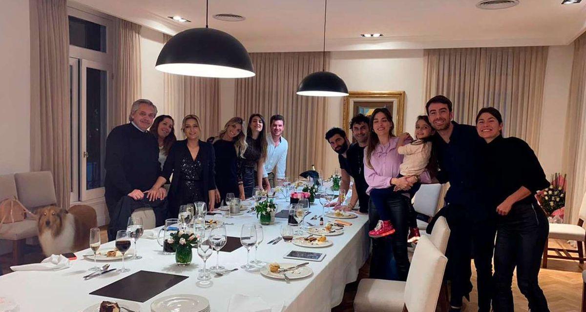 Difunden fotos del festejo de cumpleaños de Fabiola Yañez en plena cuarentena