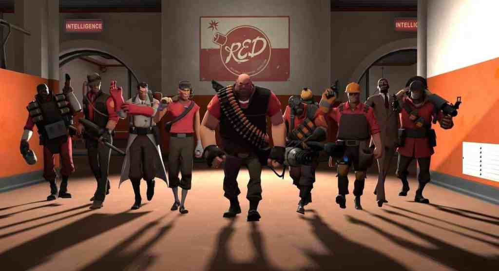 team fortress 2 valve best free pc games 2021