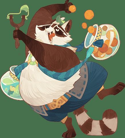Raku - the rascal