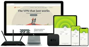 ExpressVPN banner pc tablet smartphone router