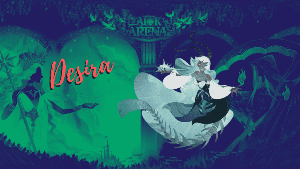 Desira - The Sinister Siren