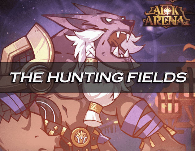 Adrax - The Hunting Fields AFK Arena