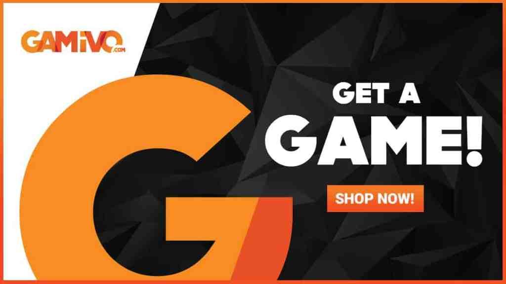 gamivo ps discount code banner link