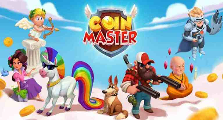 coin master free spins and coin link
