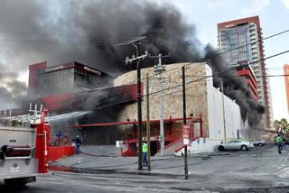 Tragedia Casino Royale Monterrey N.L.