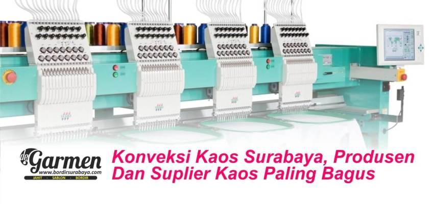 Konveksi Kaos Surabaya Produsen Dan Suplier Kaos Paling Bagus