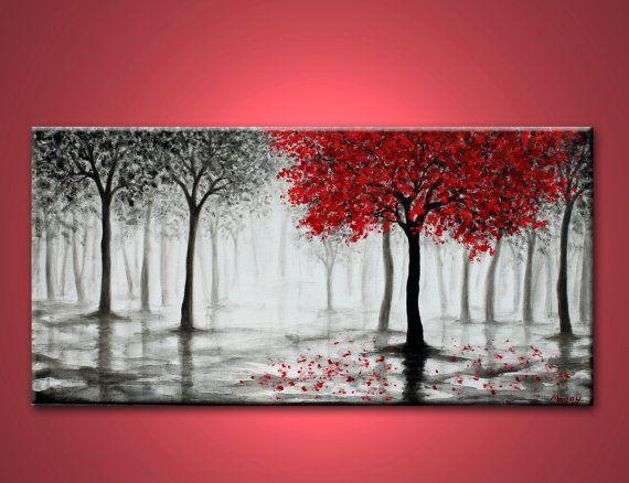 Simple Black Canvas Painting Ideas Novocom Top