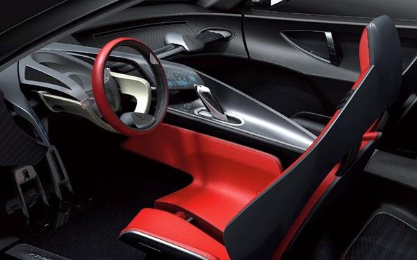 40 Inspirational Car Interior Design Ideas - Bored Art