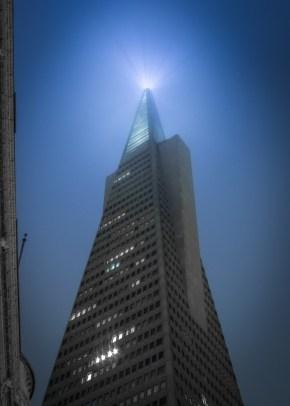 Pyramid's Light