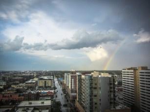 Rainbow in Denver