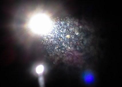 Light Through the Dust