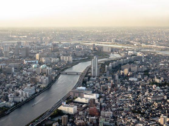 North -- Sumida, Arakawa, and Katsushika