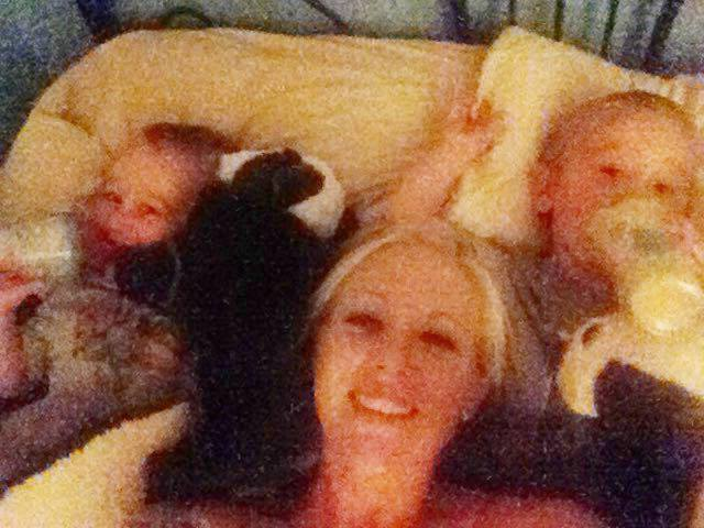 Mom Delivers Twins. 4 Years Later, She Looks At Their Faces And Notices A STUNNING Truth