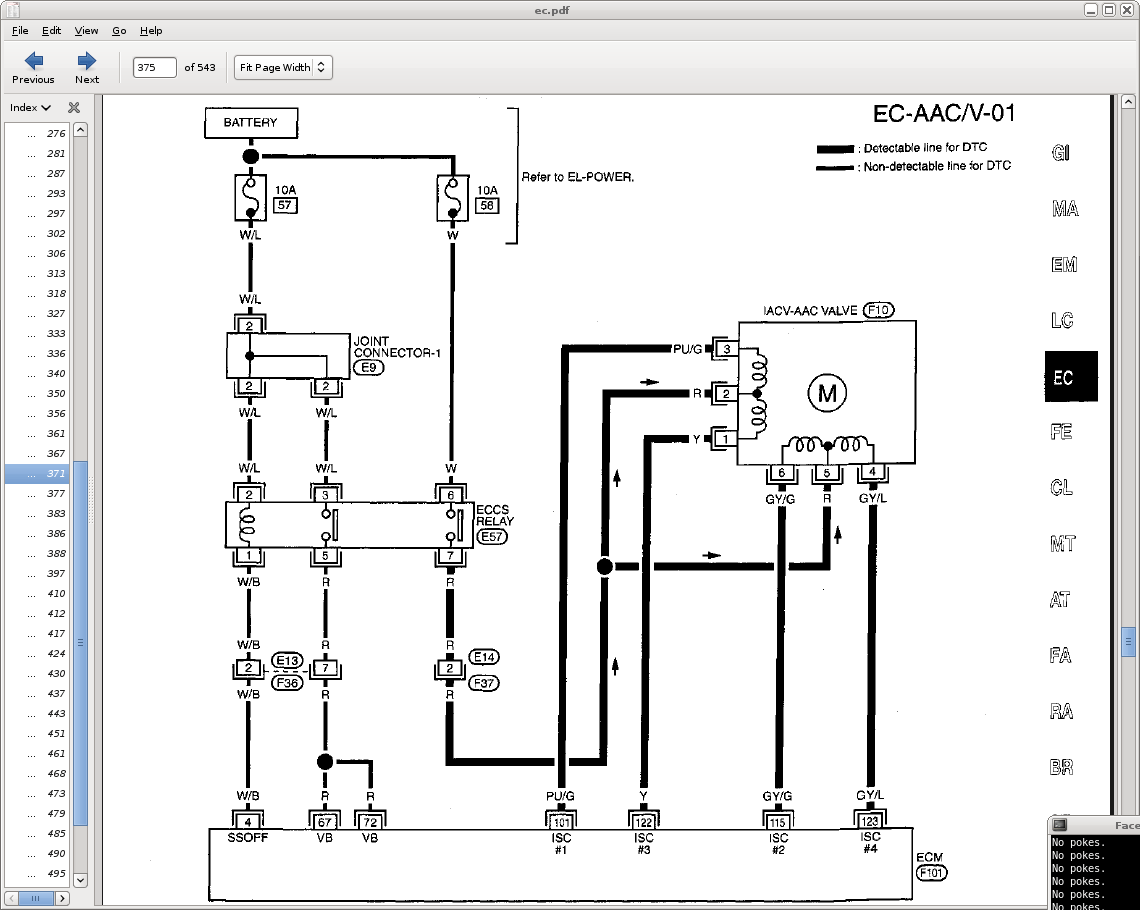 Iac Wiring Diagram Iacv Wiring To The Ecu Honda Tech