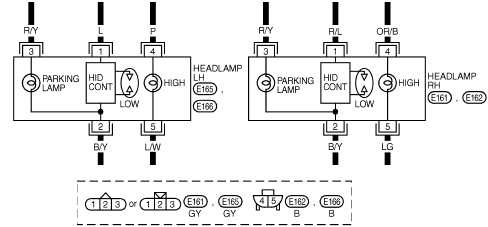 2002 headlight wiring harness?resize\\=488%2C227 100 [ 2006 nissan frontier headlight wiring diagram ] 1995 2005 Nissan Frontier Fuel Injection Wiring Diagram at alyssarenee.co