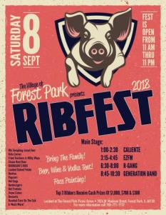 Image result for forest park rib fest 2018