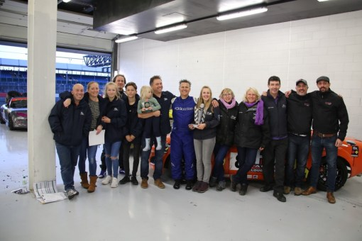 Silverstone BRSCC MX-5 SuperCup 2016