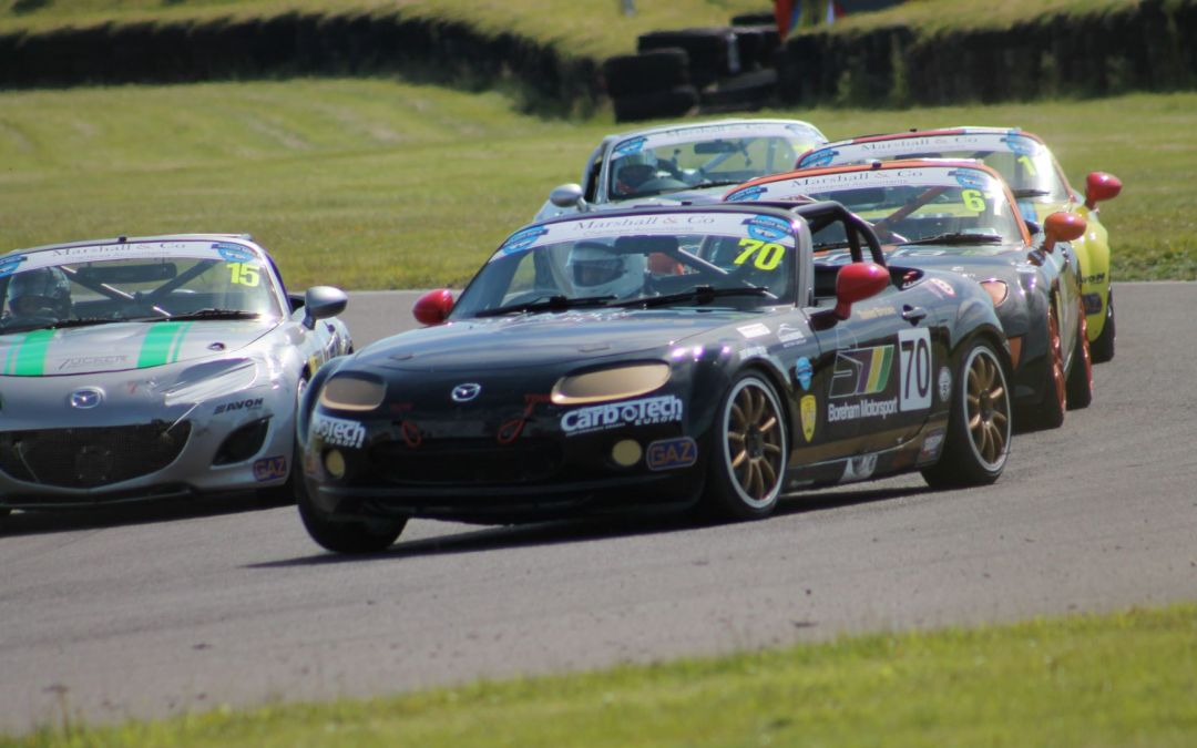 Anglesey BRSCC MX-5 Super Series 2019
