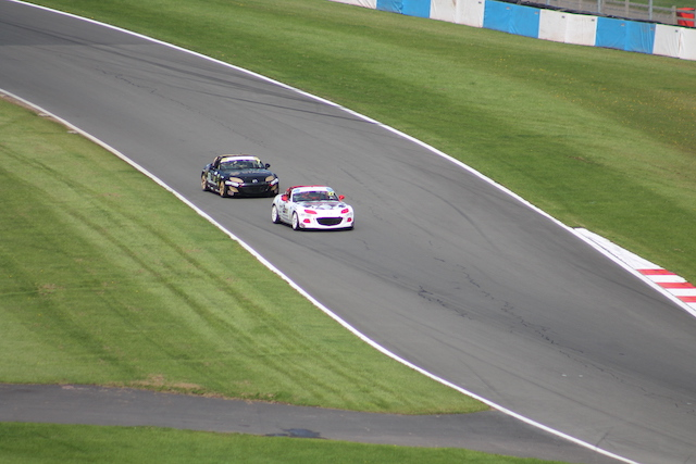 Donington Park BRSCC MX-5 Super Series 2019