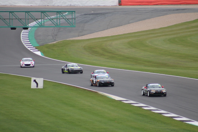 Silverstone BRSCC MX-5 Super Series 2019