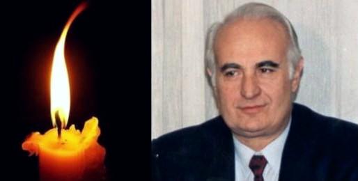 Έφυγε ο Χολαργιώτης Κώστας Γεωργολιός στα 81 του χρόνια