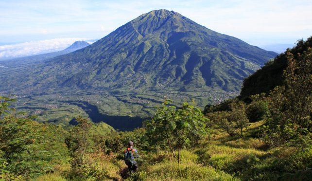 Mt. Merbabu, 3.142m