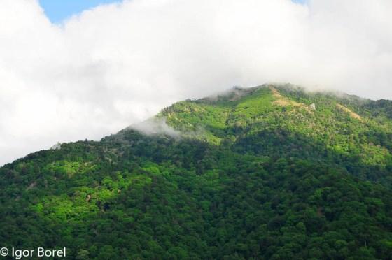 Tsurugisan 剣山, 1.955 m