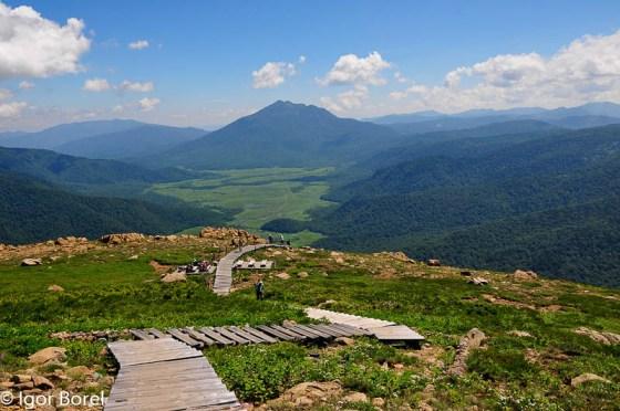 Shibutsusan 至仏山, 2.228 m (Oze)