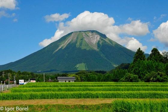 Daisen 大山, 1.729 m