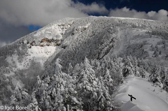 Azumayasan 四阿山, 2.354 m