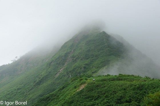 Naebasan 苗場山, 2.145 m