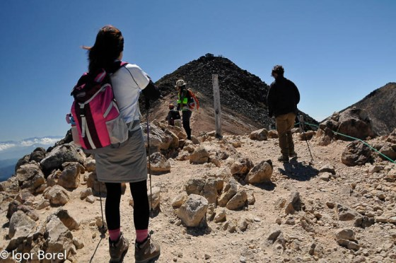 Norikuradake 乗鞍岳, 3.026 m