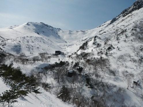 Adatarayama 安達太良山, 1.700 m