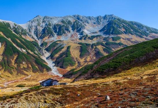 Tateyama 立山, 3.015 m