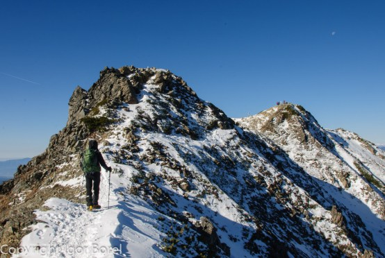 Senjogadake 仙丈岳, 3.033 m