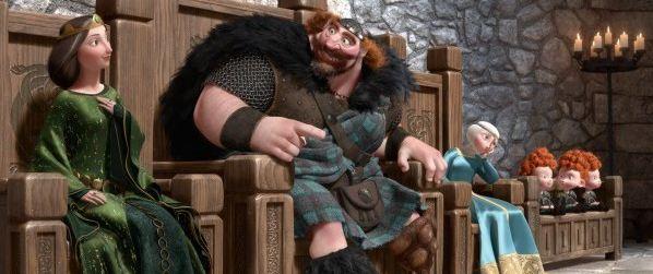 Brave wins Best Animated Film Golden Globe 2013