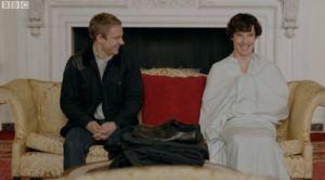 Sherlock Belgravia episode