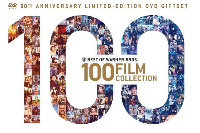 100 Film Warner Bros banner