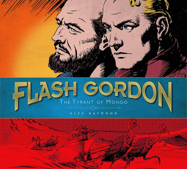 Flash Gordon Vol 2 cover