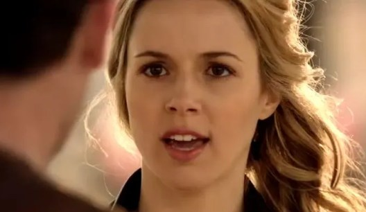 Alona Tal in CW Network Cult series