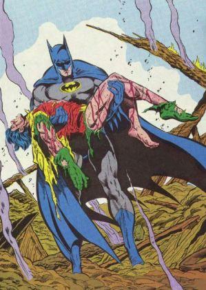 Death of Jason Todd as Robin