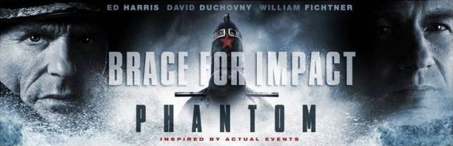 Phantom movie banner